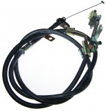 90-91 323 Automatic Transmission Shifter Cable (FU67-21-600J)